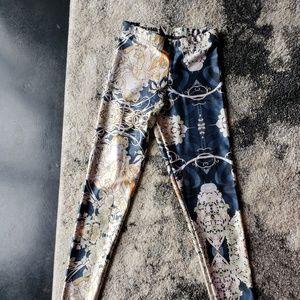 Blackmilk Pants - Blackmilk Mucha Leggings XS